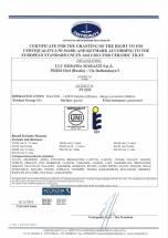 Европейский сертификат 2