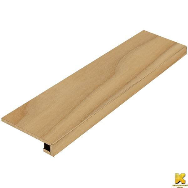 Element Wood Olmo Scalino Frontale