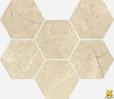 Cha.Ext.Arcadia Mosaico Hexagon