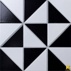 Мозаика Triangolo chess matt 27,85x27,85