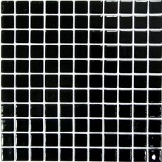 мозаика Black glass 30x30