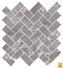 мозаика Marble Trend Silver River m06 28.2x30.3